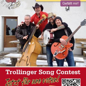 Trollinger Song Contest – bis 16.07. täglich voten