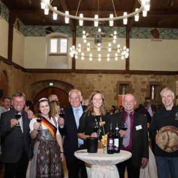 Sechste Weinmesse in Maulbronn lockt Gäste in die Stadthalle