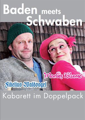 Theaterabend am 07.11.2015: Baden meets Schwaben!