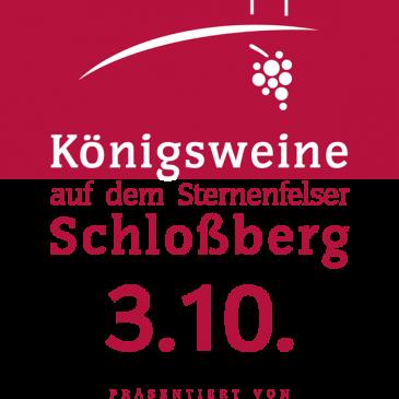 Königsweine auf dem Sternenfelser Schloßberg am 3.10.2015