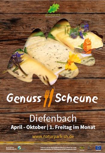 Genuss-Scheune in Diefenbach