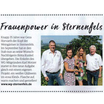 Aus der Weinheimat Ausgabe #Herbst